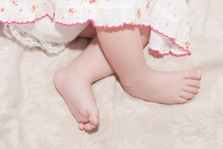 Baby feet Stock Photo - 14554922