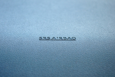 Airbag sign  photo