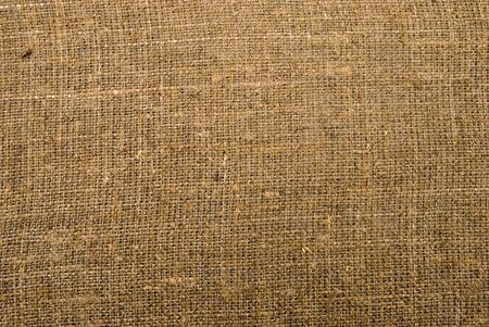 antyk: Tekstury sackcloth zamknąć. Środowisko Starożytność