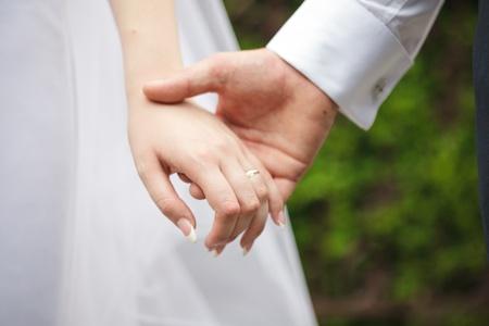 Bilder von verheirateten Ringen