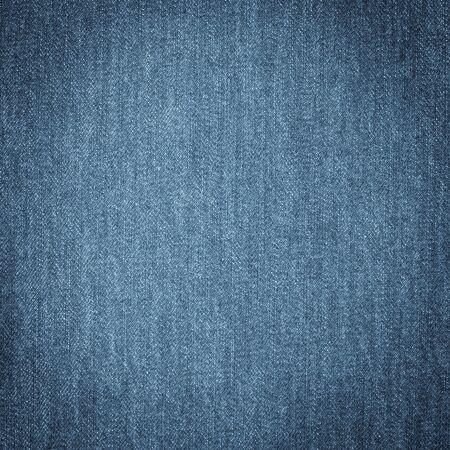 blue jeans: Texture of blue jeans textile close up