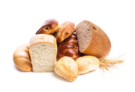 Types of bread photo