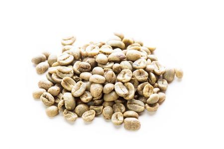 green coffee photo