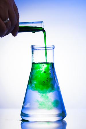 diffusion: Diffusion in a flask
