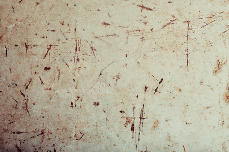 scratches: Old plywood background with dust and scratches