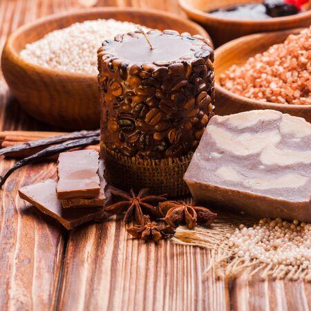 Cioccolato E Caffè Spa - Aroma Candela, Sapone Fatto A Mano E Da ...