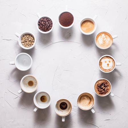 Coffee is my love Archivio Fotografico
