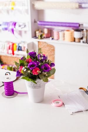 Decoration for bouquets