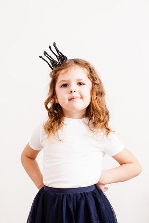 The cute little princess