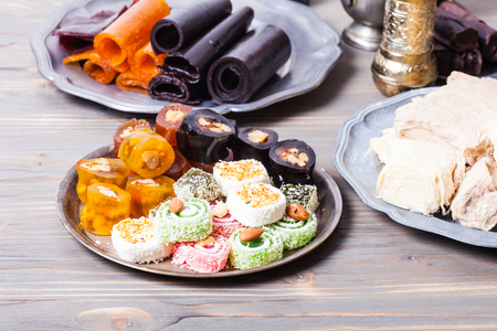 Turkish delight rahat lokum