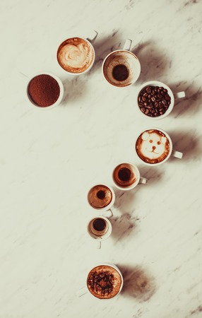 offee cup assortment