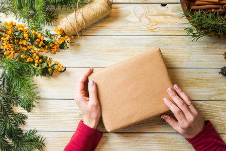 Zero waste creating the wonderful Christmas gifts