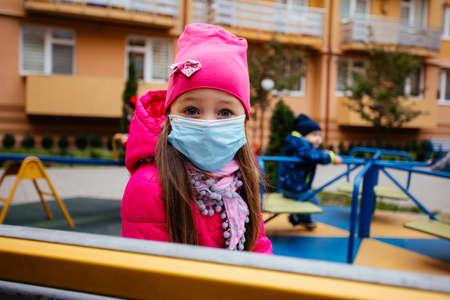 Long lasting quarantine and lockdown affects children