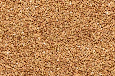 buckwheat. healthy food. background buckwheat.