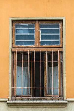 lattice window: Vintage lattice window