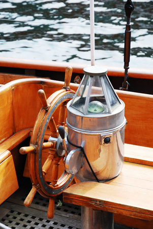 altimeter: A rudder and mariner