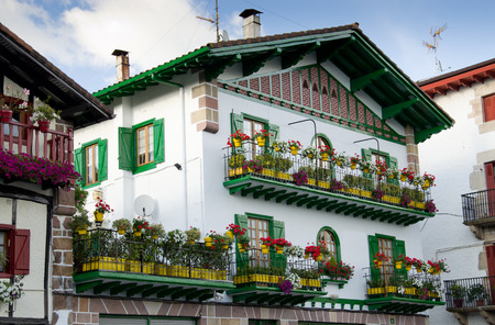 pays: The Basque towns are the most beautiful villages of France