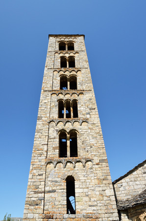 roman catholic: Sant Climent de Taull is a Roman Catholic church built of rough stones in the XII century. It has got the Lombard style six-story bell tower.