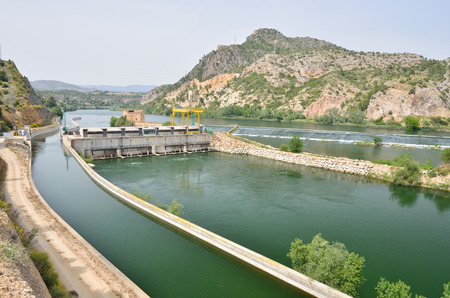 hydrological: The Ebro is one of the most important rivers in Spain.