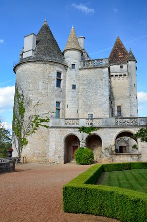 gothic revival: Chateau des Milandes is a fine example of Renaissance architecture and Gothic Revival. This is a small castle in the commune of Castelnaud-la-Chapelle.