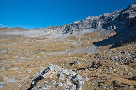 cirque: The cirque of Troumouse is one of the biggest in the Pyrenees and Europe. This is a huge theater of cliffs and peaks surrounding the round ground with a raised rocky hill at its heart.