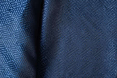 and cellulose: Soft smooth cool textile is made of synthetic fibers of cellulose. Stock Photo