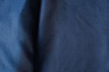 celulosa: Suave textil lisa fresca está hecha de fibras sintéticas de celulosa.