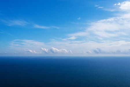 The Mediterranean sea is recognised by its deep blue colour