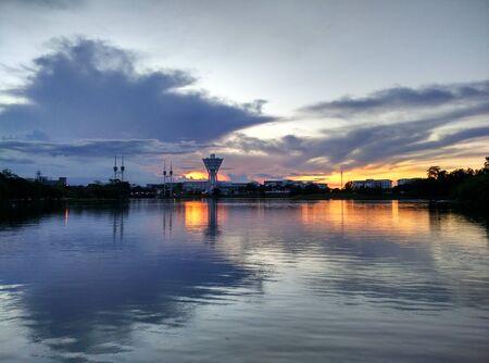 The UNIMAS Lake