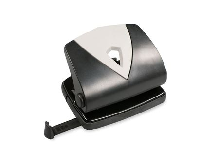 office hole puncher on a white background Stock Photo - 6011242