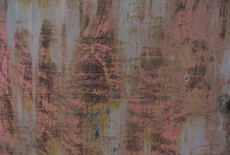 old rusty surface. grunge texture. background