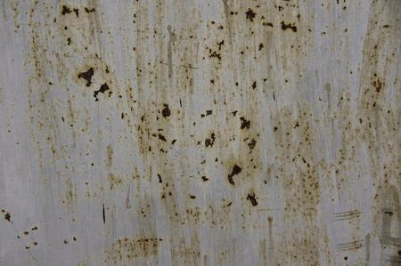 vieille surface rouillée. texture grunge. Contexte Banque d'images