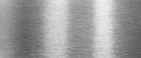 Shining brushed steel texture Stock Photo - 11327547