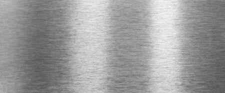 Shining brushed steel texture Stock Photo - 11327547