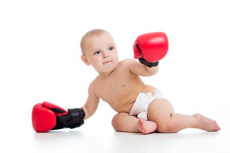 baby boy boxer photo