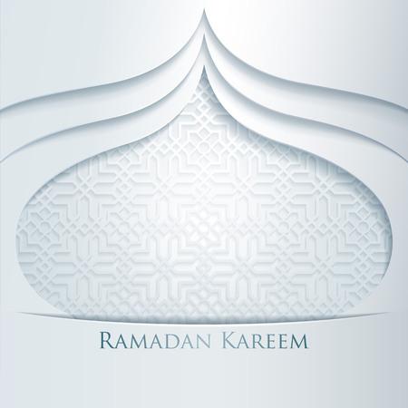 Ramadan Kareem Mosque Dome_2