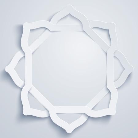 islamic pattern: Islamic geometric pattern background