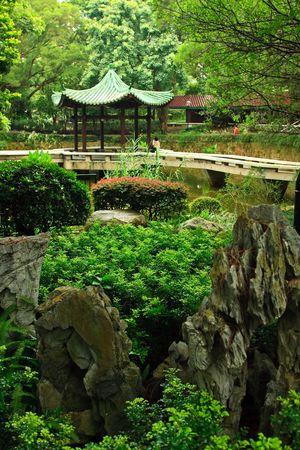 tuinhuis: Chinese verleden in Kowloon park