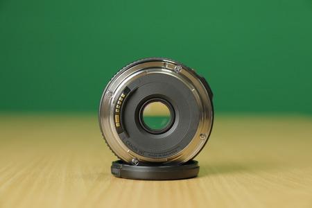 The 40mm Canon Lens Iris Editorial