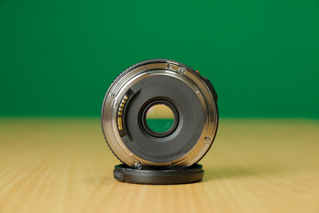The Photo Lens Back