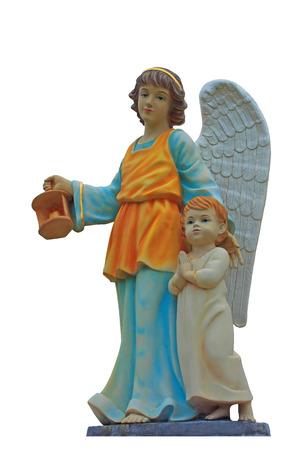 christus: Statue of angel