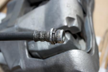 discs: brake caliper mounting big brake discs