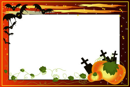 Helloween background.