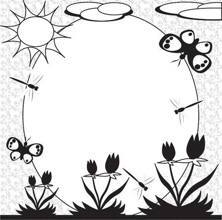 batterfly: Sping:frame 2.
