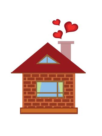 brick house: Home