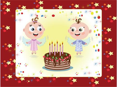 Birthday Stock Vector - 8847585