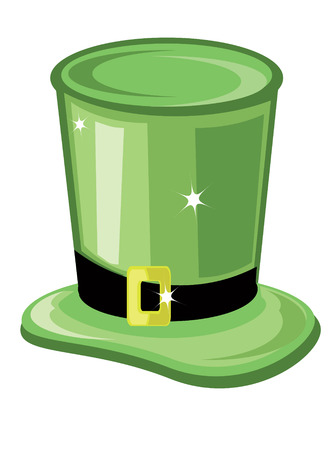 Leprechaun hat Stock Vector - 8958900