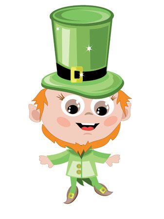 Leprechaun Stock Vector - 8958901