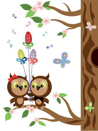 paloma caricatura: B�hos de Pascua