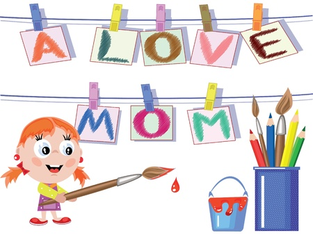love mom: Morthers day